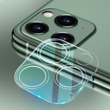iPhone 12 6.1 Pro Full Tempered Kamera Koruyucu Kırılmaz Cam