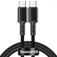 Baseus PD 100W Hızlı Şarj Usb Type-C To Type C Kablo 1Metre MacBook iPad Pro