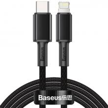 Baseus PD 20W İPhone 12,11,XS,XR USB-C to Lightning Şarj Kablosu 1metre