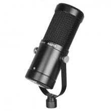 AQ210 Condenser Stüdyo Profesyonel Kayıt ve Yayın Mikrofonu Studio