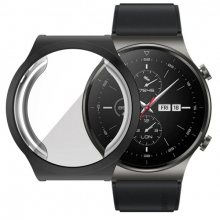 Ally Huawei Watch GT 2 Pro 360 Koruma Ultra İnce Silikon Kılıf
