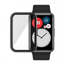 Ally Huawei Watch Fit 360 Koruma Ultra İnce Silikon Kılıf