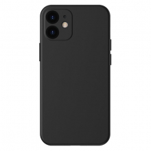 Baseus Liquid Silica Gel iPhone 12 Mini 5.4 Kılıf Ultra Koruma Silikon Kılıf