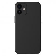 Baseus Liquid Silica Gel iPhone 12 6.1 Kılıf Ultra Koruma Silikon Kılıf