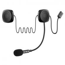 ALLY T2  Motosiklet Kask İçin Kulaklık Bluetooth 5.0 + Edr