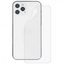 İPhone 12 Pro Max 6.7 Membran Nano Hidrojel Film Arka Koruyucu hayalet Arka Koruyucu