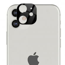 İPhone 12 Mini 3D full Kaplama Tempered Cam Kamera Koruyucu