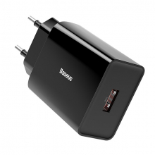 BASEUS Speed Mini QC 18W Hızlı Usb Şarj Başlık Usb Şarj Adaptörü