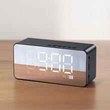 USAMS US-YX007 BT 5.0 Çok Amaçlı Led Dijital Saat Ve Alarmlıı Hoparlör Speaker
