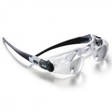 ALLY 7102L Ayarlanabilir Gözlük Büyüteç Miyop Büyüteç Okuma Gözlüğü