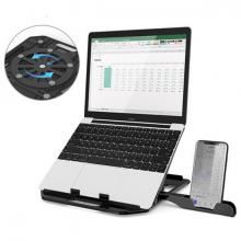 ALLY Yükseklik Ayarlı Dizüstü Laptop-Tablet Standı Telefon Tutucu