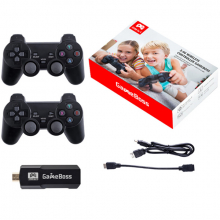ALLY GB01 Kablosuz Video Oyunu Konsolu 2.4G Dahili 3500 Oyun konsolu