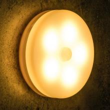 ALLY Akıllı Led Sensorlu Otomatik Usb Gece Lambası Led