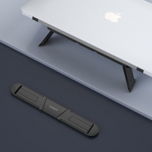 ALLY Taşınabilir Katlanabilir Mini plastik Laptop Standı