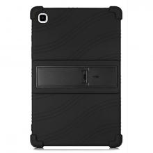 ALLY Galaxy Tab A7 SM-T500 Standlı Silikon Kılıf