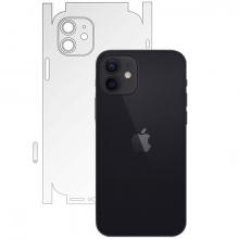 İPhone 12 Mini 5.4 Hidrojel Hayalet Arka Yan Tam Kaplama Koruyucu Film