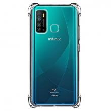 Infinix Hot 9 Play Anti-Drop Silikon Kılıf Shockproof Kılıf