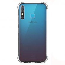 Infinix Hot 8 Anti-Drop Silikon Kılıf Shockproof Kılıf