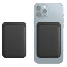 ALLY İPhone 12ler için Deri Cüzdan Magsafe Kartlık Cüzdan Kılıf
