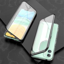 İPhone 11 Mıknatıslı 360 Derece Ön ve Arka Cam Full Korumalı Manyetik Kılıf