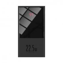 Baseus Super Mini Dijital Göstergeli Power Bank 10000mAh 22.5W Hızlı Şarj Power bank