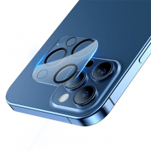 Baseus iPhone 12 Pro Max 6.7 Full Tempered Kamera Lens Koruma Camı 2Set