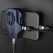 MEMO DL02  Telefonu Soğutma Fanı Radyatör (Type-C Kablo İle)