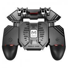 MEMO AK77 Fanlı Dört Tetik Mobil Oyun Aparatı - Pubg Usb Şarjlı (Orjinal Memo)