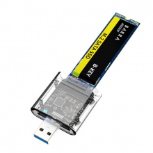 ALLY M.2 Sata USB 3.0 Gen1 SSD 5Gbps Yüksek Hızlı SSD Harddisk Kutusu