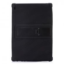 Lenovo Tab E10 TB-X104F Tab 4 10.1 Inch Tablet Standlı Silikon Kılıf