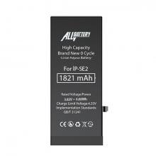 ALLY iPhone SE 2020  1821 Mah Yüksek Kapasiteli Pil Batarya