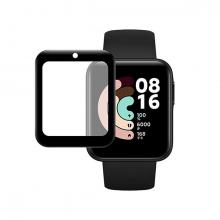 Xiaomi Mi Watch Lite 3D Full Kavisli PMMA Cam Ekran Koruyucu