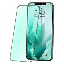 ALLY İPhone 12 Mini 5.4 Anti -Blue Green Light Göz Korumalı Tempered Full Ekran Koruyucu