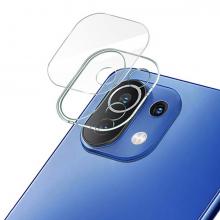 Xiaomi Mi 11 Lite 3D Full Tempered Cam Kamera Koruyucu