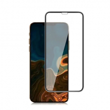 BEST iPhone 11 - XR 9H 3D Tempered Full Cam Ekran Koruyucu