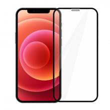 BEST iPhone 12 Pro Max 6.7 9H 3D Tempered Full Cam Ekran Koruyucu