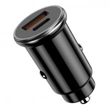 ALLY 20W PD Type-C USB Çıkış Hızlı Araç Çakmak Şarj Cihazı