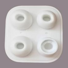 ALLY Airpods Pro İçin 2 Çift Silikon Yedek Kulaklık Ucu Kulaklık Tıkacı