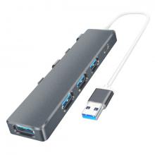 ALLY ADS-301C Usb 3.1 Type C 4 Usb Port Adaptör Hub Çoklayıcı