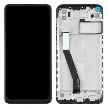 Xiaomi Redmi Note 9 - Redmi 10x 4G LCD Ekran Dokunmatik Çıtalı Full