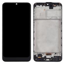Sm Galaxy M31 LCD Ekran Dokunmatik Touch Çıtalı Full