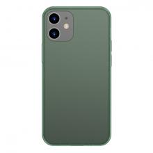 Baseus Frosted Glass iPhone 12 -12 Pro 6.1inch Shockproof Koruyucu Kılıf