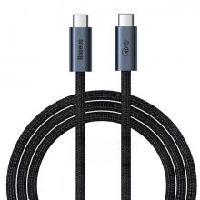 Baseus Flash Series USB4 Full 100W 40Gbps Type-C to Type-C Hızlı Şarj Kablosu