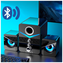 ALLY MC D221 Pro 2+1 Bluetooth Hoparlör Kablosuz Ev Sinema Sistemi