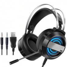 ALLY MC Q9 RGB Led Usb 7.1 3.5mm Jack Gaming Oyuncu Kulaklığı Mikrofonlu