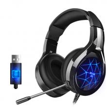 ALLY MC N1 LED Işıklı Mikrofonlu USB Kulaküstü Gamer Kulaklığı