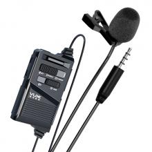 VUXBEEG UP10L lavalier Yaka Mikrofonu DSLR, Kamera Ses kayıt Vlog