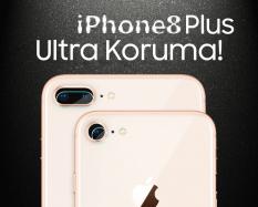 İPhone 7 Plus İPhone 8 Plus Kamera Koruma Kırılmaz Cam Koruyucu