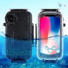 Haweel İphone X, Xs 40 Metreye Kadar Su Geçirmez Sualtı Kılıfı