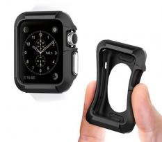 Ally Apple Watch İçin 1,2,3 42mm Şok Darbe Onleyici Silikon Kılıf